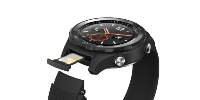 Huawei Watch 2 sim