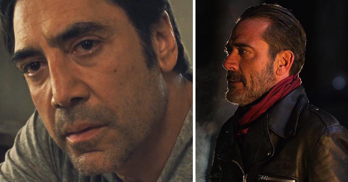 javier bardem y jeffery dean morgan
